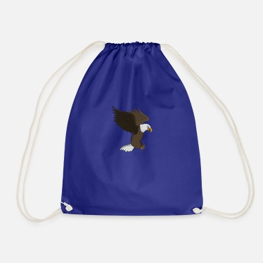 Bald Eagle Bald eagle - Drawstring Bag
