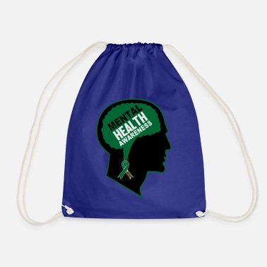 Mental Health Mental health - Drawstring Bag