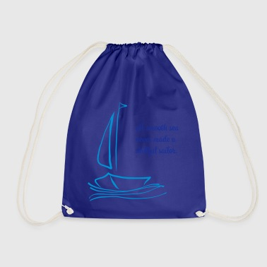 Segelboot1 - Drawstring Bag