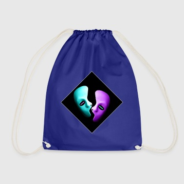masks - Drawstring Bag