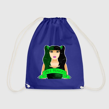 Space Princess - Drawstring Bag