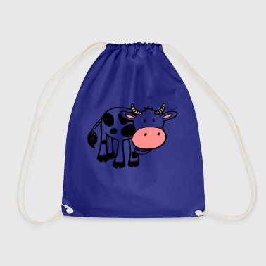 cow - Drawstring Bag