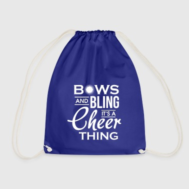 Cheerleader Gift Cheerleading Cheer Dance - Gymnastikpåse