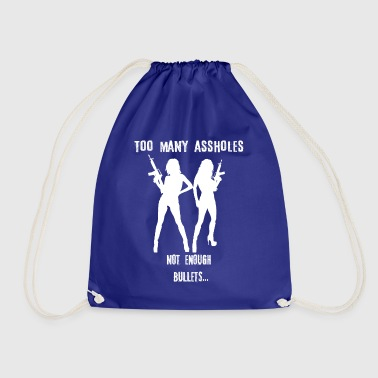 Girls statement - Drawstring Bag