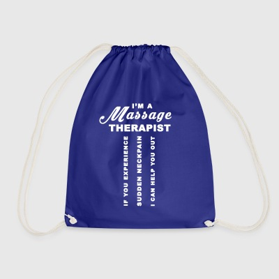 Massage Therapist - Drawstring Bag