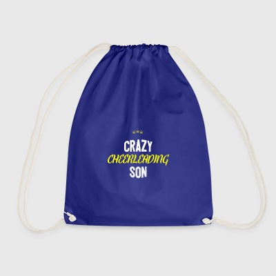 Distressed - PAZZO CHEERLEADING SON - Sacca sportiva