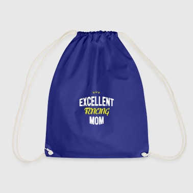 Distressed - EXCELLENT ESCRIME MOM - Sac de sport léger