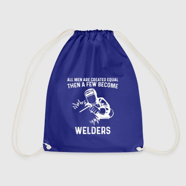 Welder Welder Gift - Drawstring Bag