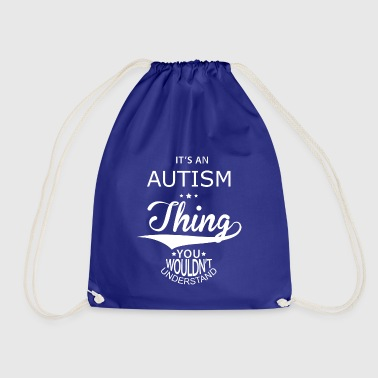 autism - Drawstring Bag