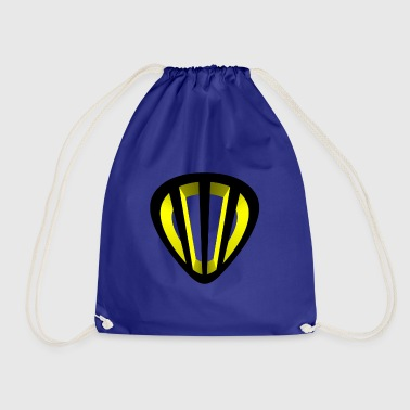 D 5 windows - Drawstring Bag
