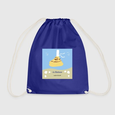 Brittany - Drawstring Bag