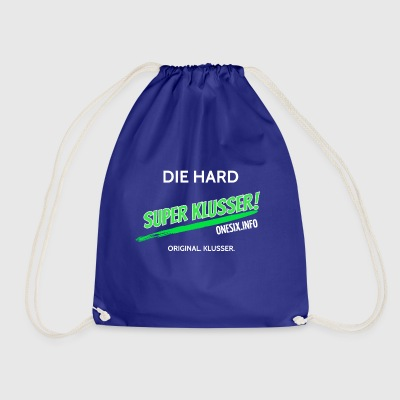 Super Klusser - Drawstring Bag