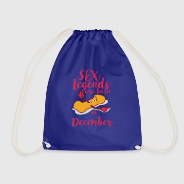 pénis Décembre Birthday Sex Legends Novembre - Sac de sport léger