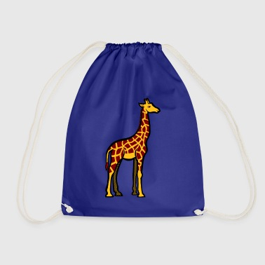 The GIRAFE - Drawstring Bag