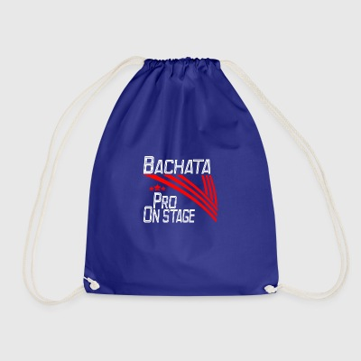 Bachata Pro - On Stage - Pro Dance Edition - Drawstring Bag