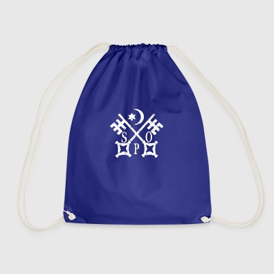Ording Logo Vintage - Drawstring Bag
