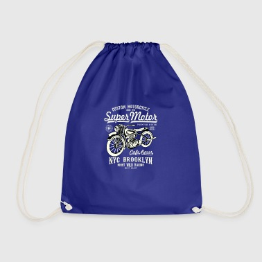 Super Motor2 - Drawstring Bag