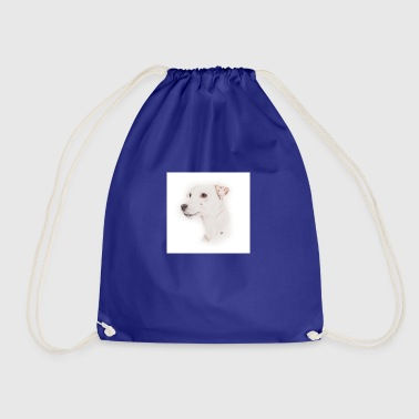 Jack Russell, Whistle - Drawstring Bag