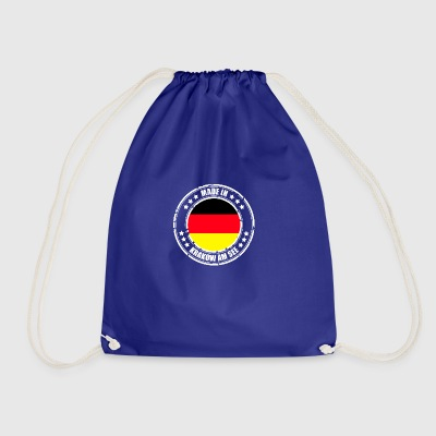 KRAKOW AT THE LAKE - Drawstring Bag