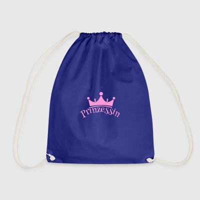 prinsesse - Gymbag