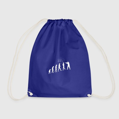 We Suck - Drawstring Bag