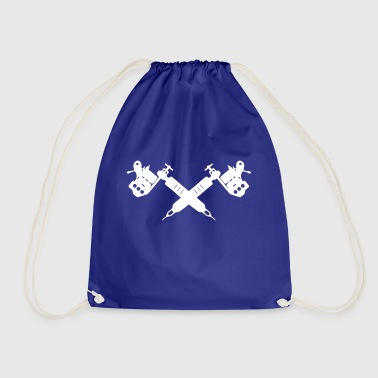 tattoo - Drawstring Bag