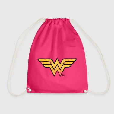DC Comics Justice League Wonder Woman Logo - Turnbeutel