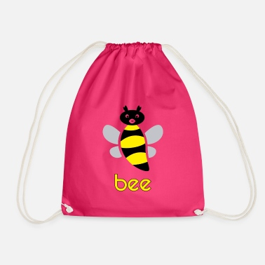 Bee BEE = BEE - Drawstring Bag