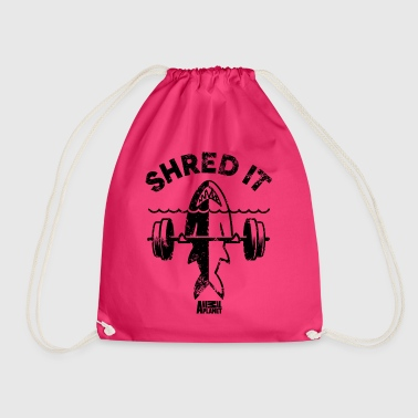 Animal Planet Hai Sport Fitness Shred It - Turnbeutel