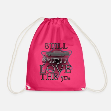 Fifty The fifties - Drawstring Bag