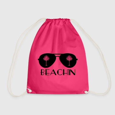 BEACH'IN - Beachlife - Drawstring Bag