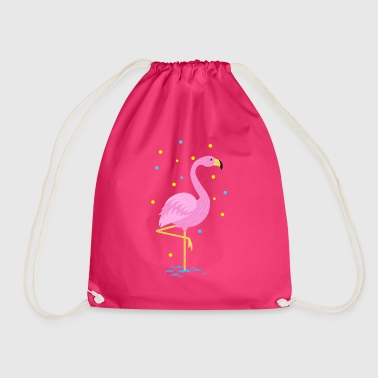 Animal Planet Cute Flamingo Illustration - Jumppakassi