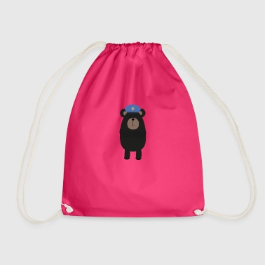 Grizzly COP - Drawstring Bag