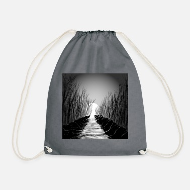 Forest Forest - Drawstring Bag