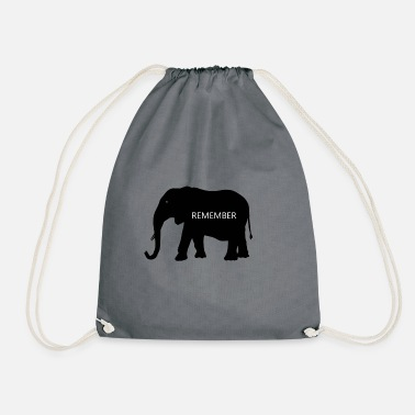 Collections Elephant Collection - Gymbag