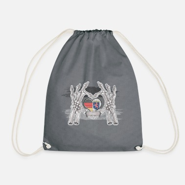 Hesse Germany - Drawstring Bag