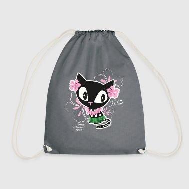 Pussy Deluxe Hawaii  - Drawstring Bag