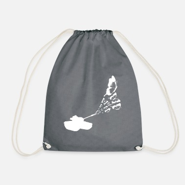 Truce Peace Peace Tanks World Peace Truce - Drawstring Bag