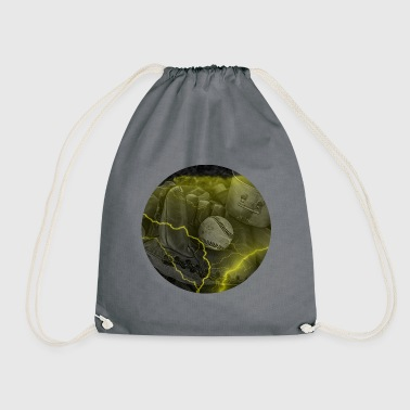 Baseball baseball - Drawstring Bag