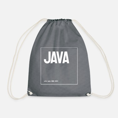 Java Java - Drawstring Bag