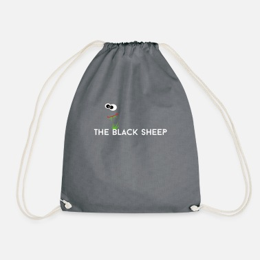 Black Sheep Black Sheep - The Black Sheep - Drawstring Bag