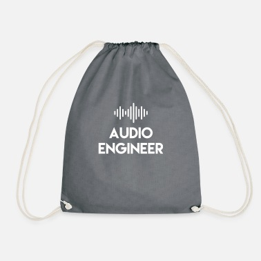 Audio Audio Engineer - Audio Engineer - Drawstring Bag