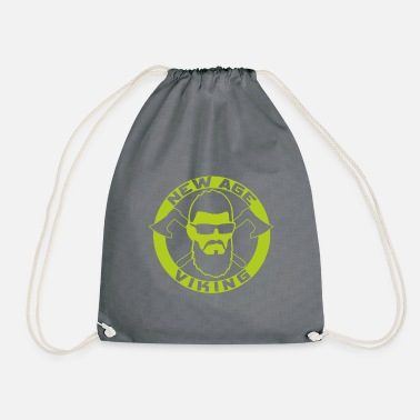 New Age NEW AGE VIKING Green - Drawstring Bag