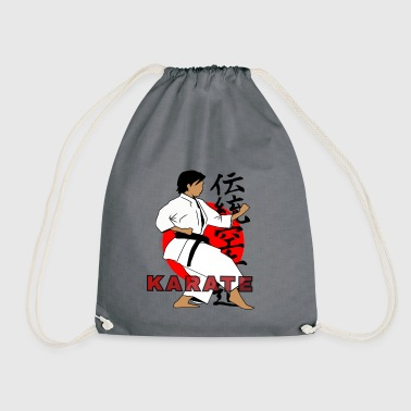 TRADITIONAL KARATE - Drawstring Bag