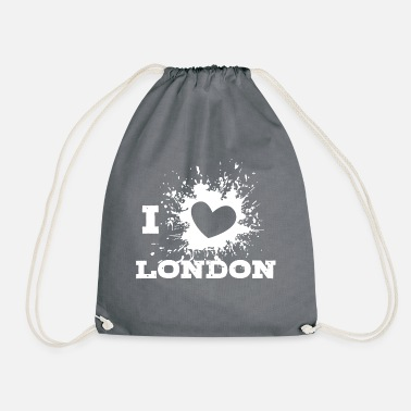 I Love I love London - Turnbeutel