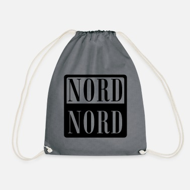 Nord Nord! Nord! - Turnbeutel