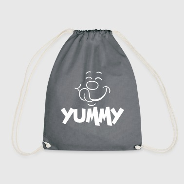 Tasty Yummy - Drawstring Bag