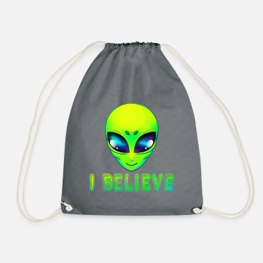 Aliens Alien aliens - Drawstring Bag