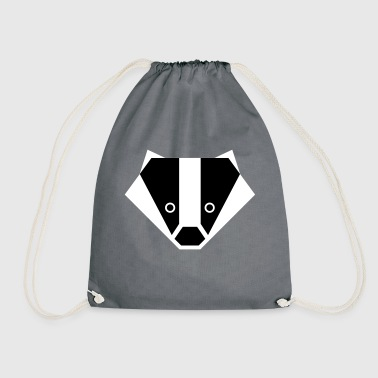 Badger Senior - Drawstring Bag