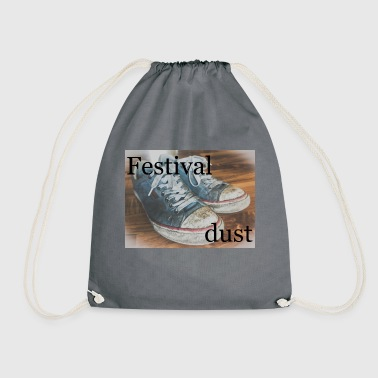 Festival dust - Drawstring Bag